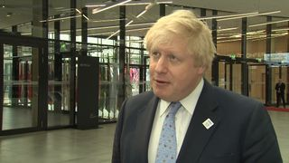 Boris Johnson calls for people to 'rise up' against Tony Blair