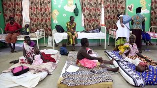 The UN children's agency has warned that 1.4 million severely malnourished children could die this year in Nigeria, Somalia, South Sudan and Yemen.