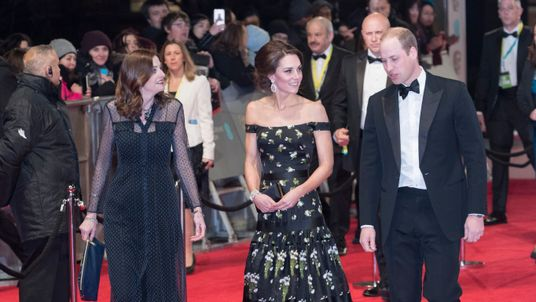 The Duke and Duchess of Cambridge was a guest of honour at the awards