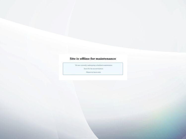 Paul Nuttall's website taken offline