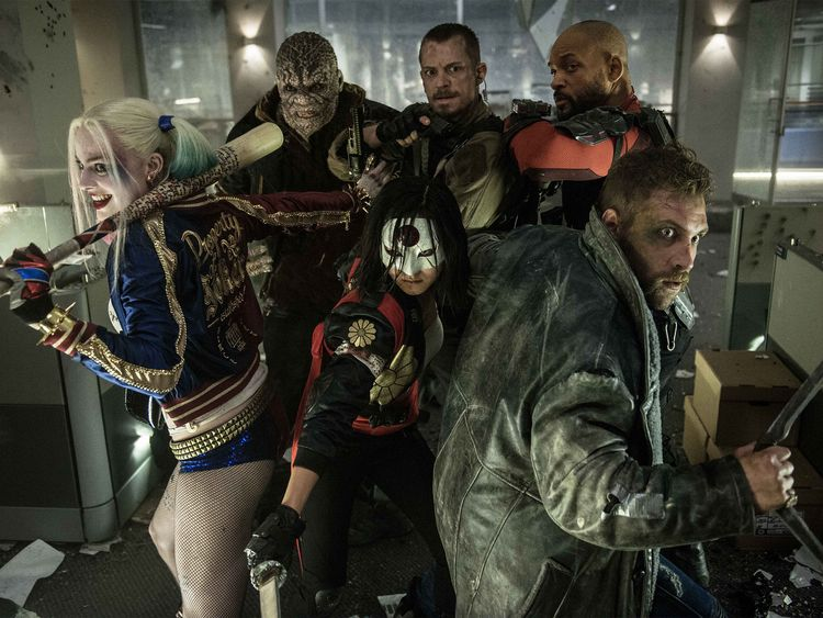 Ayer's Suicide Squad was received with mostly bad reviews