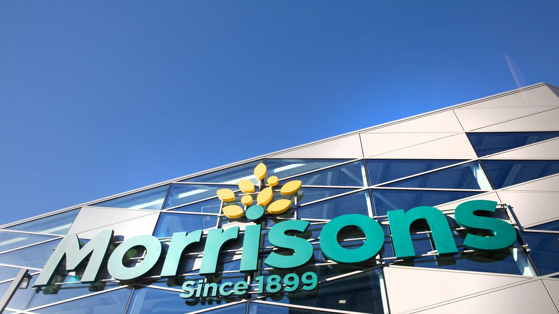 Morrisons has managed to arrest years of declining sales