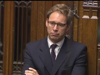 Foreign Office Minister Tobias Ellwood in the Commons