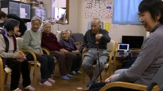 Sky's Katie Stallard reports on  Japan's social care
