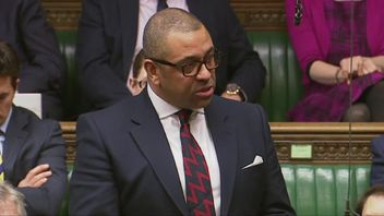 MP James Cleverly knew PC Palmer, the officer who lost his life defending Parliament from a terrorist