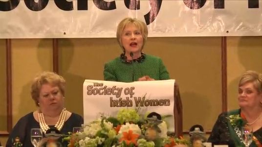 Hillary Clinton says she's having a 'hard time watching the news'