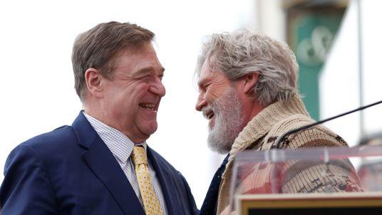 John Goodman and Jeff Bridges