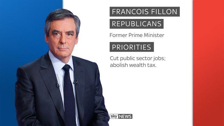 Republican Francois Fillon