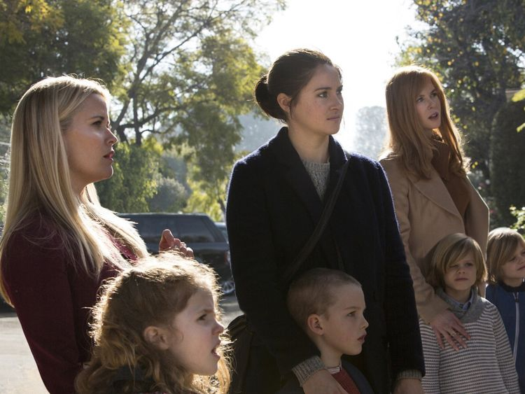 Armitage stars alongside Kidman and Witherspoon on Sky Atlantic's Big Little Lies