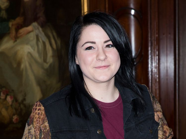 Spraggan took came ninth in X-Factor 2012