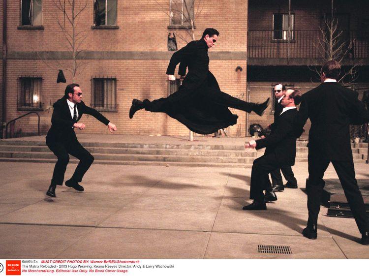 Keaunu Reeves, The Matrix Reloaded