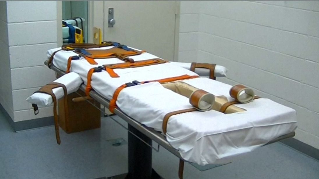 Equipment to carry out death row execution in US state of Arkansas