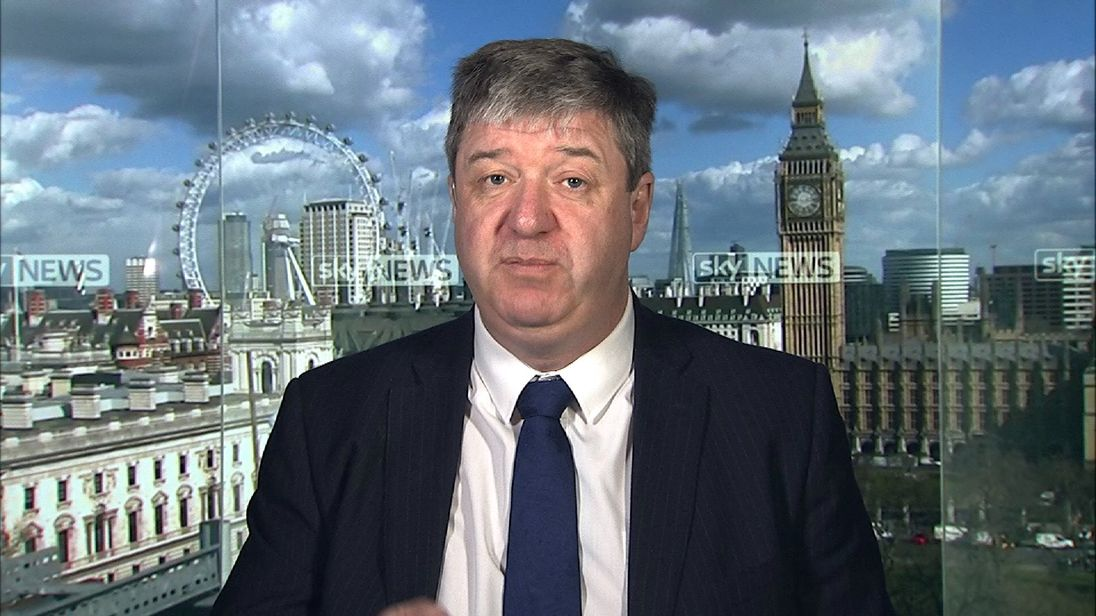 Liberal Democrat Home Affairs spokesman Alistair Carmichael