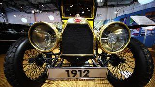 1912 Bugatti Type 15