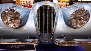 Jaguar XK120 Fixed-Head Coupe 1951