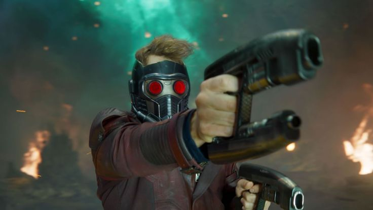 Guardians Of The Galaxy Vol. 2 opens in UK theatres 5 May