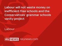 Labour manifesto