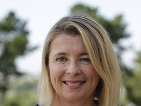Corinne Ehrel joined En Marche! shortly after it was formed