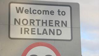 Northern Irish border