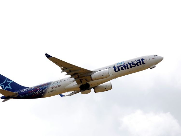 Air Transat has the worst record for punctuality on flights into the UK, according to Which?