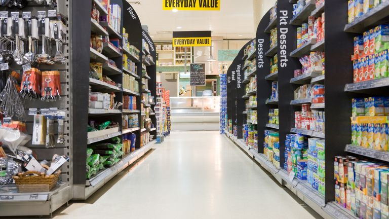 Campaigners want to see a plastic-free aisle in supermarkets