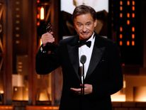 "Kevin Kline - Best Leading Actor in a Play - ""Present Laughter"""
