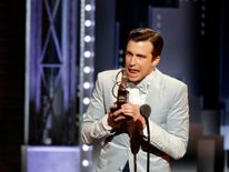 Gavin Creel - Best Performance by an Actor in a Featured Role in a Musical - Hello, Dolly!