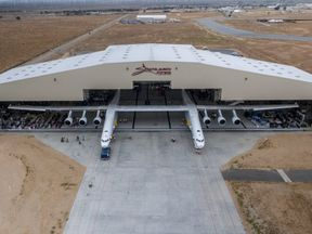 Pic: Stratolaunch Systems Corp