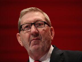 Len McCluskey, the General Secretary of Unite,