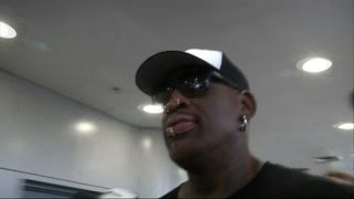 Rodman says he wants to help bring sport to North Korea
