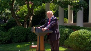 Donald Trump takes US out of Paris agreement on climate change
