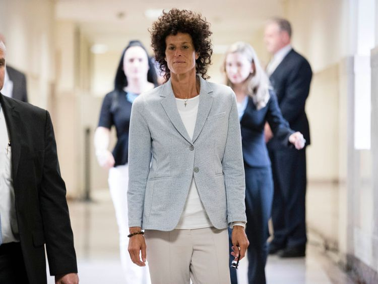 Andrea Constand said she felt 'humiliated' and 'confused' by the alleged attack