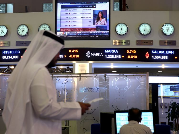 There was a bruising day of trading on the Qatar Stock Exchange