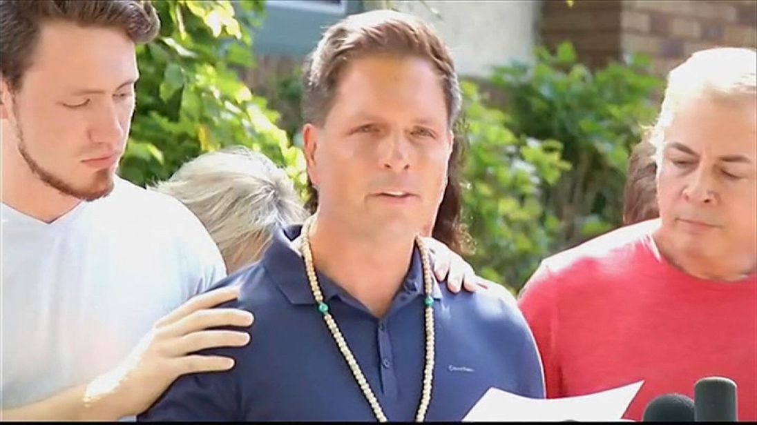 Justine Damond's fiance, Dan Damond, said relatives are 'desperate for information' about her death