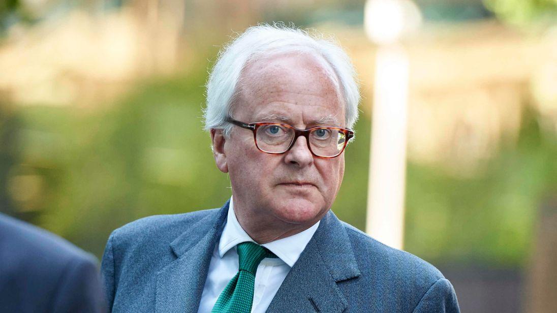 Ex-Barclays chief executive John Varley