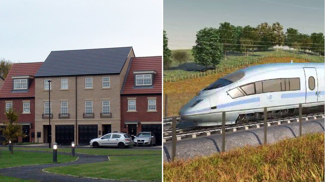 More details about the route for HS2 have been confirmed