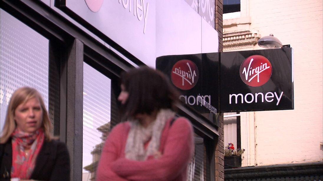 Virgin Money is a challenger bank in the UK