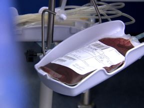 At least 2,400 people died from infected blood products.