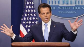 Anthony Scaramucci is the White House's new director of communications