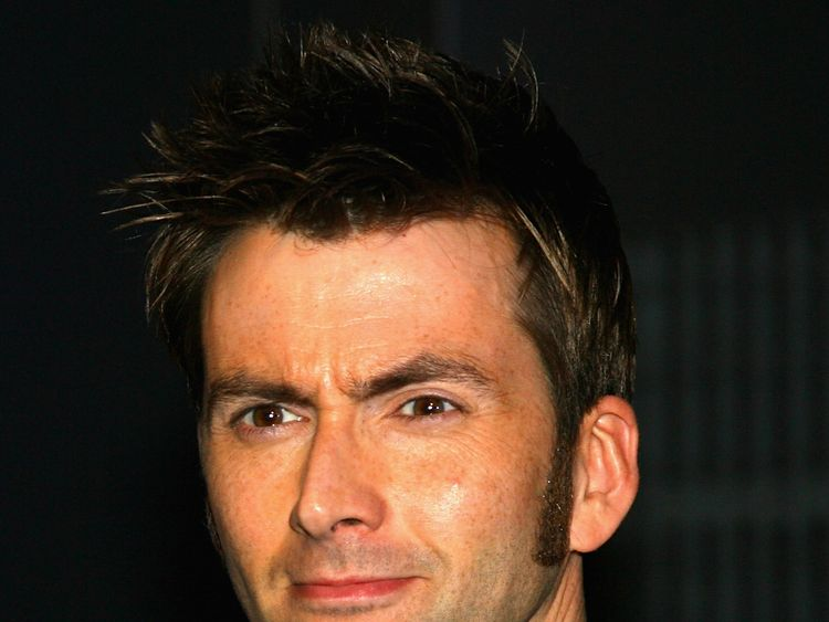 LONDON - DECEMBER 18: Actor David Tennant arrives for the Gala Screening of the Doctor Who Christmas Episode at the Science Museum on December 18, 2007 in London, England. (Photo by Chris Jackson/Getty Images)