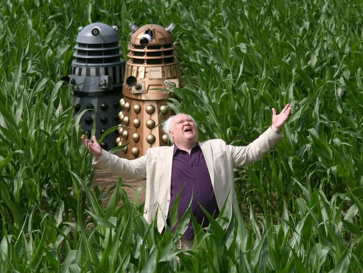 Colin Baker 6th Dr Who