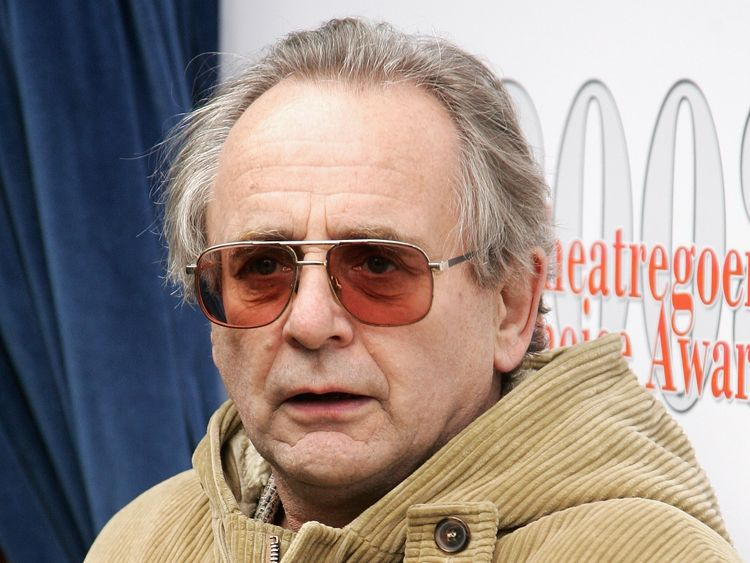 Sylvester McCoy 7th Dr Who