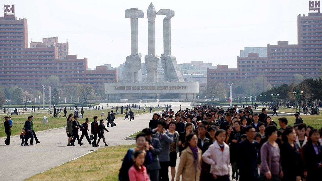 Wish you were here? Pyongyang is encouraging more Russian tourists to pay a visit