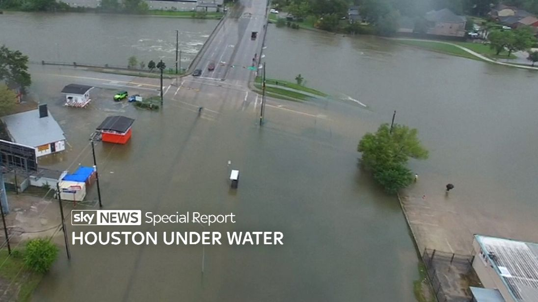 Houston Under Water special screenshot.