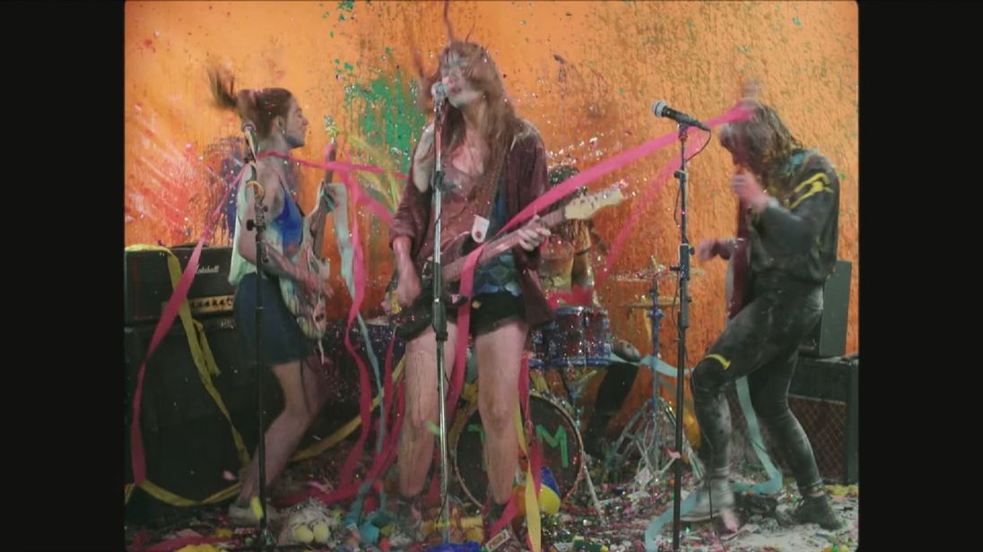 London based female rock band The Big Moon