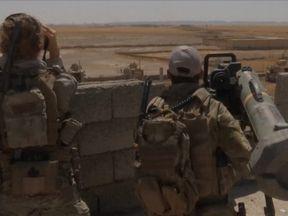 APTN - Iraq Tal Afar Fighting August 2017