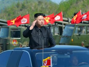 Kim has has purged senior officials, including family members, to maintain his grip on power