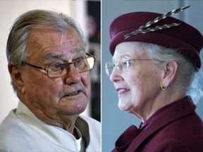 Prince Henrik doesn't want to be buried next to his wife Queen Margrethe