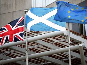 The possibility of releasing new powers to Holyrood is at the centre of talks in Edinburgh