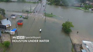 Houston Under Water special screenshot.
